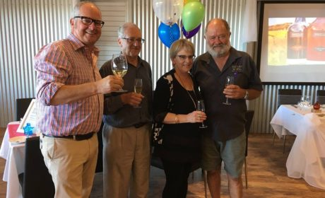 Dudley Wines Function Launch